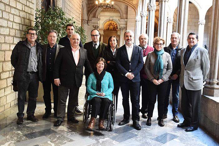 Marcas de Restauración firma un convenio de colaboración con el Ayuntamiento de Barcelona